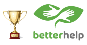 BetterHelp Trophy Transparent